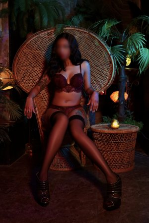 Elisabeta erotic massage in Ensley